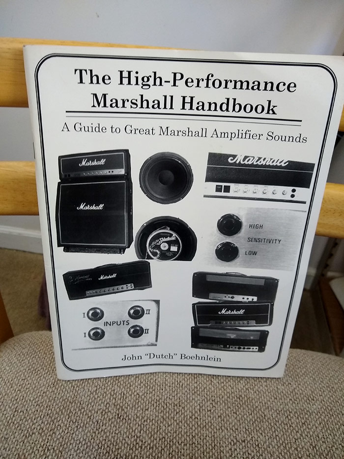 The High Performance Marshall Handbook