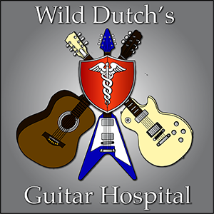 Wild Dutch's Guitar Hospital